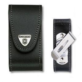 Pouzdro na nůž s clipem Victorinox 91 mm pro 5-8 žel. Barva: černá
