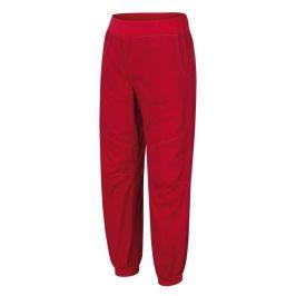 Dětské kalhoty Hannah Amoren JR Dětská velikost: 128 / Barva: malinová