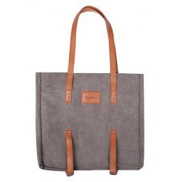 Dámská taška Alpine Pro Strate 18l Barva: šedá