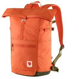 Batoh Fjällräven High Coast Foldsack 24 Barva: oranžová