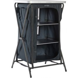 Organizér Vango Granite Storage Unit Barva: černá