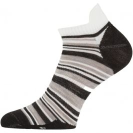 Ponožky Lasting WCS Velikost ponožek: 34-37 / Barva: šedá