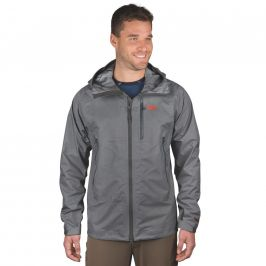 Outdoor Research Pánská bunda Oudoor Research Men's Optimizer Jacket Velikost: M / Barva: tmavě šedá