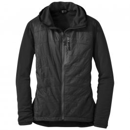 Dámská bunda Outdoor Research Women's Deviator Hoody Velikost: M / Barva: černá