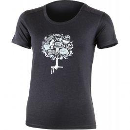 Dámské triko Lasting Luna Velikost: S / Barva: modrá