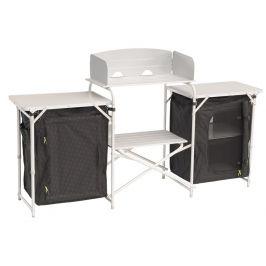 Kuchyně Outwell Camrose Kitchen Table Barva: černá/bílá