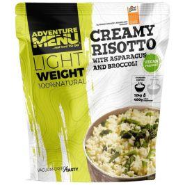 Adventure Menu Lightweight Krémové rizoto s chřestem a brokolicí 400 g