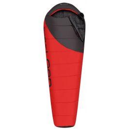 Spacák Loap Palomo Zip: Pravý / Barva: červená