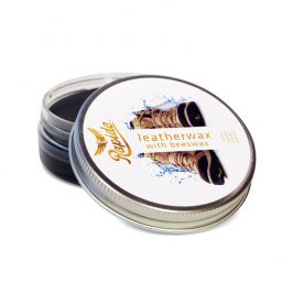Včelí vosk Rapide Leatherwax 50 ml Barva: černá