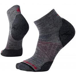 Ponožky Smartwool PhD Outdoor Light Mini Velikost ponožek: 38-41 / Barva: šedá