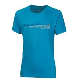Pánské triko Progress TR Maniac 23CM Velikost: M / Barva: modrá