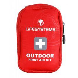 Lékárnička Lifesystems Outdoor First Aid Kit Barva: červená