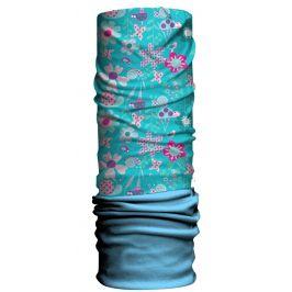 Dětský šátek H.A.D. Kids Fleece Bugz Blue