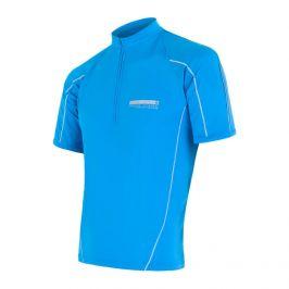 Pánský cyklistický dres Sensor Entry Velikost: M / Barva: modrá