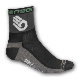 Ponožky Sensor Race Lite Ruka Velikost ponožek (EU) : 43-46 (9-11) / Barva: černá