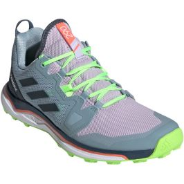 Dámské boty Adidas Terrex Agravic W Velikost bot (EU): 38 / Barva: šedá