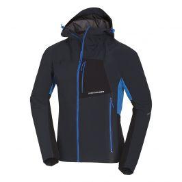 Pánská bunda Northfinder Rondy Velikost: M / Barva: černá/modrá