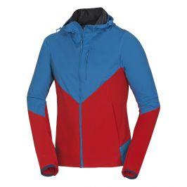 Pánská bunda Northfinder Qilty Velikost: L / Barva: modrá/červená