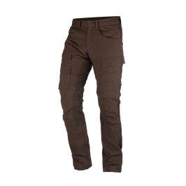 Pánské kalhoty Northfinder Nortis Velikost: M / Barva: hnědá