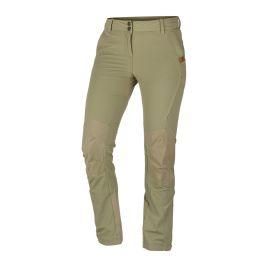 Dámské kalhoty Northfinder Gafta Velikost: M / Barva: zelená