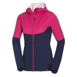 Dámská bunda Northfinder Qesta Velikost: S / Barva: růžová