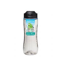 Láhev Sistema Tritan Active Bottle 800ml Barva: černá