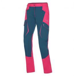 Dámské kalhoty Direct Alpine Travel Lady Velikost: L / Barva: modrá/růžová