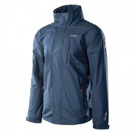 Pánská bunda Hi-Tec Desna Velikost: M / Barva: modrá