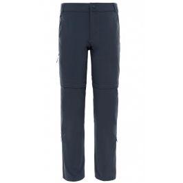 Dámské kalhoty The North Face Exploration Convertible Pant Velikost: L / Barva: šedá