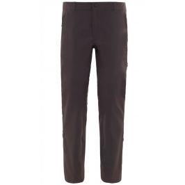 Dámské kalhoty The North Face Exploration Pant Velikost: S / Barva: šedá