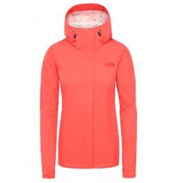 Dámská bunda The North Face W Venture 2 Jacket Velikost: XS / Barva: červená