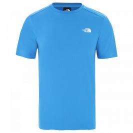 Pánské triko The North Face M S/S Tee Velikost: M / Barva: modrá