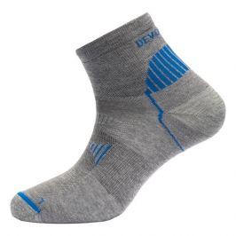 Ponožky Devold Energy Ankle sock Velikost ponožek: 41-43 / Barva: šedá