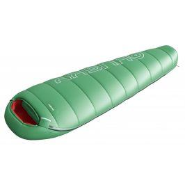 Spacák Husky Menhir -10°C Zip: Levý / Barva: zelená