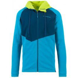 Pánská mikina La Sportiva Chilam Hoody M Velikost: XL / Barva: světle modrá