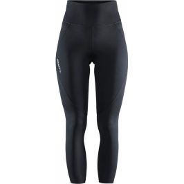 Dámské kalhoty Craft ADV Essence High Waist Velikost: S / Barva: černá