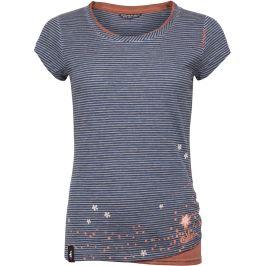 Dámské triko Chillaz Fancy Little Dot Velikost: XS / Barva: tmavě modrá