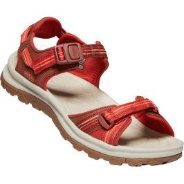 Dámské sandály Keen Terradora II Open Toe Velikost bot (EU): 37 / Barva: červená