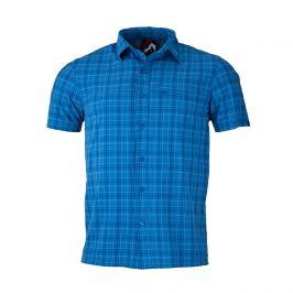 Pánská košile Northfinder Sminson Velikost: M / Barva: modrá