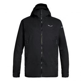 Pánská bunda Salewa Puez Clastic 2 PTX 2L M JKT Velikost: M / Barva: černá