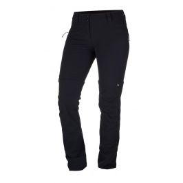 Dámské kalhoty Northfinder Drala Velikost: S / Barva: černá