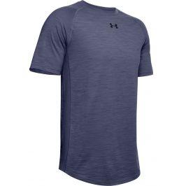 Pánské triko Under Armour Charged Cotton Ss Velikost: M / Barva: modrá