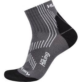 Ponožky Husky Hiking Velikost: 45 - 48 (XL) / Barva: šedá