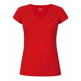 Dámské triko Husky Tonie L Velikost: XL / Barva: červená