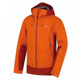 Pánská bunda Husky Nanook M Velikost: M / Barva: oranžová