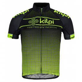 Pánský cyklistický dres Kilpi Entero-M Velikost: M / Barva: YEL
