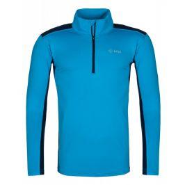Pánské funkční triko Kilpi Wilke-M Velikost: XXL / Barva: modrá