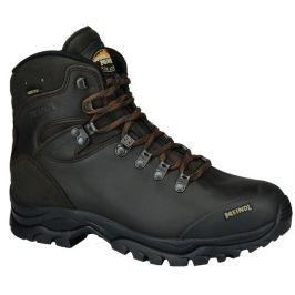 Pánské boty Meindl Kansas GTX tmavě hnědé Velikost bot (EU): 42,5 / Barva: tmavě hnědá