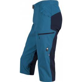 Pánské 3/4 kalhoty High Point Dash 4.0 Velikost: M / Barva: modrá/šedá