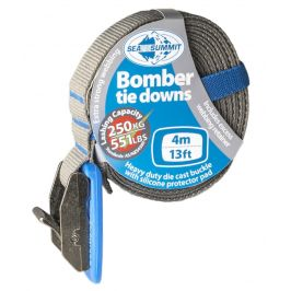 Popruhy Sea to Summit Bomber Tie Down 4m Barva: modrá